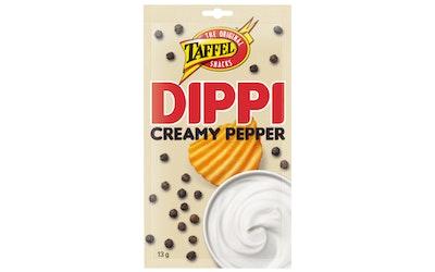Taffel Creamy Pepper dippimauste 13g