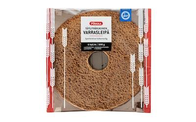 Pirkka varrasleipä 500 g