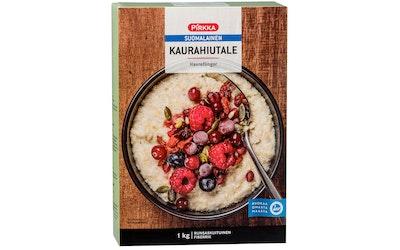 Pirkka suomalainen kaurahiutale 1kg