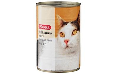 Pirkka kissan kalkkunapatee 400 g