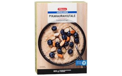 Pirkka suomalainen pikakaurahiutale 800g