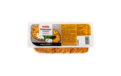Pirkka porkkanaohukainen 400 g
