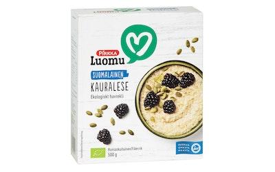 Pirkka Luomu suomalainen kauralese 500g