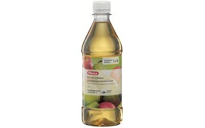Pirkka Kevyt omena-päärynäjuomatiiviste 0,5 l