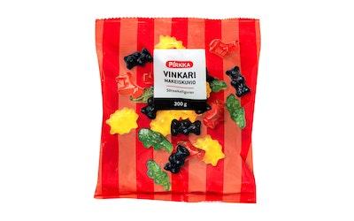 Pirkka Vinkari makeiskuvio 300g