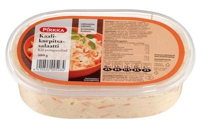 Pirkka kaali-kurpitsasalaatti 300 g