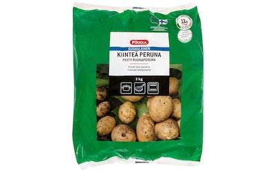 Pirkka suomalainen kiinteä peruna 2 kg