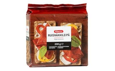 Pirkka ruisnäkkileipä 200 g