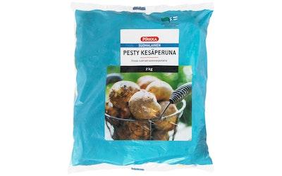 Pirkka suomalainen pesty kesäperuna 2 kg