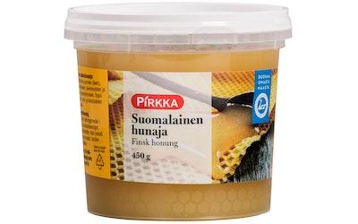 Pirkka suomalainen hunaja 450 g
