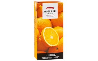 Pirkka appelsiinitäysmehu 1l