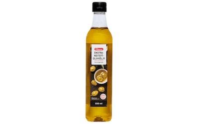 Pirkka ekstra-neitsytoliiviöljy 500ml