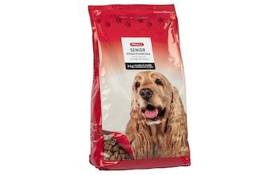 Pirkka senior koiran kuivaruoka 3kg