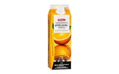 Pirkka tuorepuristettu appelsiinitäysmehu 1l