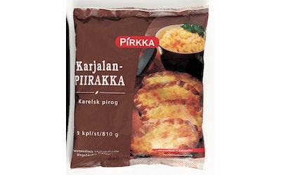 Pirkka riisipiirakka 9kpl/810g