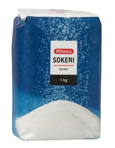 Pirkka sokeri 1 kg – K-Ruoka