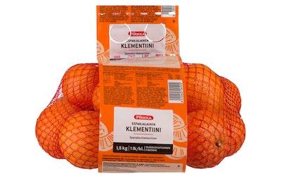 Pirkka espanjalainen klementiini 1,5kg