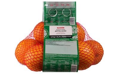 Pirkka espanjalainen appelsiini 1,5kg