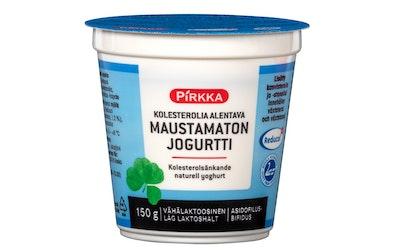 Pirkka Reducol kolesterolia alentava jogurtti maustamaton 150g