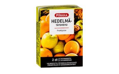 Pirkka hedelmätäysmehu 2 dl