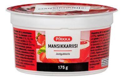 Pirkka mansikkariisi 175 g