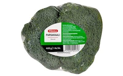 Pirkka espanjalainen parsakaali 400g 1lk
