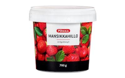 Pirkka mansikkahillo 700 g