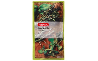 Pirkka rosmariini 14 g