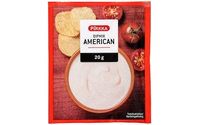 Pirkka dipmix American 20 g