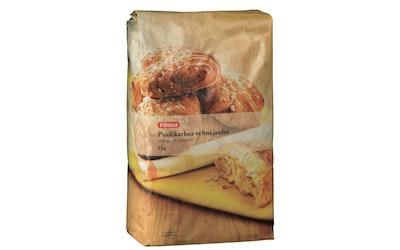 Pirkka puolikarkea vehnäjauho 5kg
