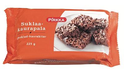 Pirkka suklaa-kaurapala 225 g