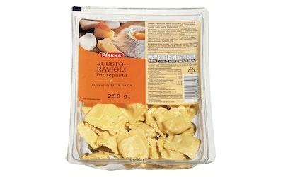 Pirkka juustoravioli tuorepasta 250 g