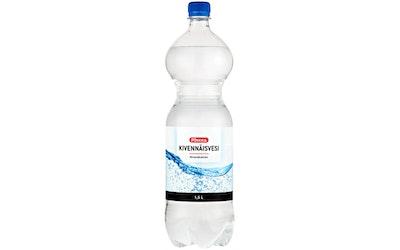 Pirkka kivennäisvesi 1,5l