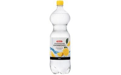 Pirkka sitruunanmakuinen kivennäisvesi 1,5l