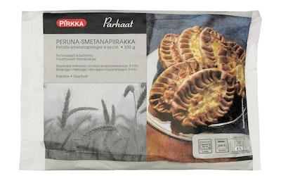 Pirkka peruna-smetanapiirakka 6 kpl/330g