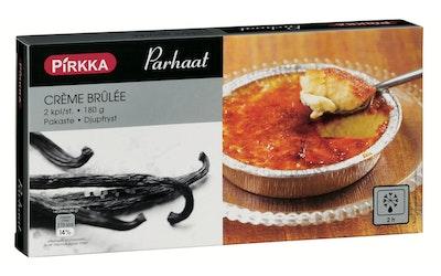 Pirkka Parhaat crème brûlée 2 kpl/180 g