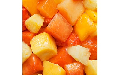 Menu aurinkoinen hedelmäsekoitus 2,5kg pakaste