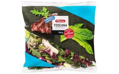 Pirkka Toscana salaattisekoitus 150g - kuva