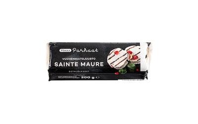Pirkka Parhaat vuohenmaitojuusto Sainte Maure 200g vähälaktoosinen - kuva
