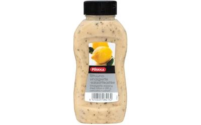 Pirkka Parhaat sitruuna-vinaigrettesalaattikastike 250g