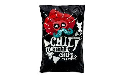 Pirkka tortillachips chili 200g