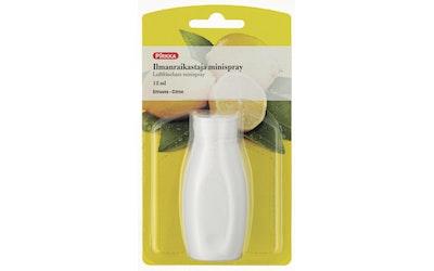 Pirkka ilmanraikastaja minispray sitruuna 12 ml