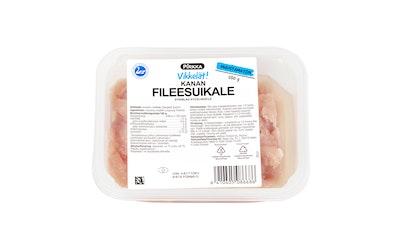 Pirkka suomalainen broilerin fileesuikale 250 g