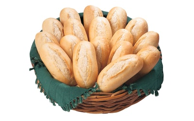 Menu Esipaistettu vehnäsämpylä 100x60g vähälaktoosinen