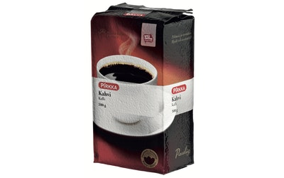 Pirkka kahvi pannujauhatus 500g UTZ