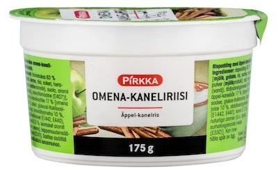 Pirkka omena-kaneliriisi 175 g