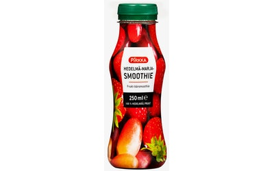 Pirkka smoothie 0,25l marja-hedelmä