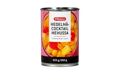 Pirkka hedelmäcocktail mehussa 425g/250g
