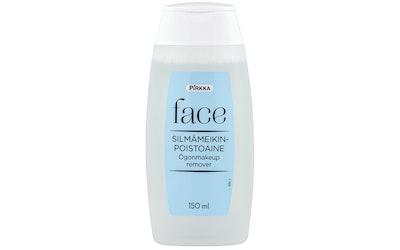 Pirkka Face silmämeikinpoistoaine 150ml