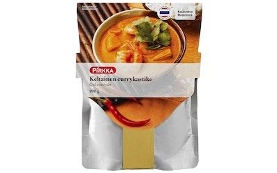 Pirkka keltainen currykastike 200 g